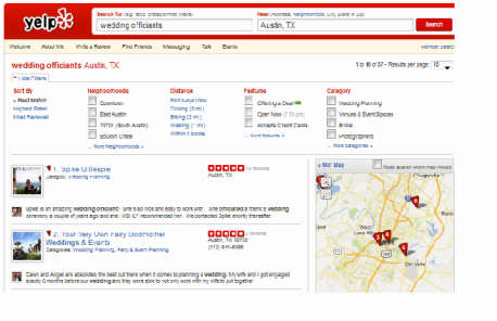 Promote Your business with a Yelp listing