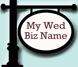 sign post name your business